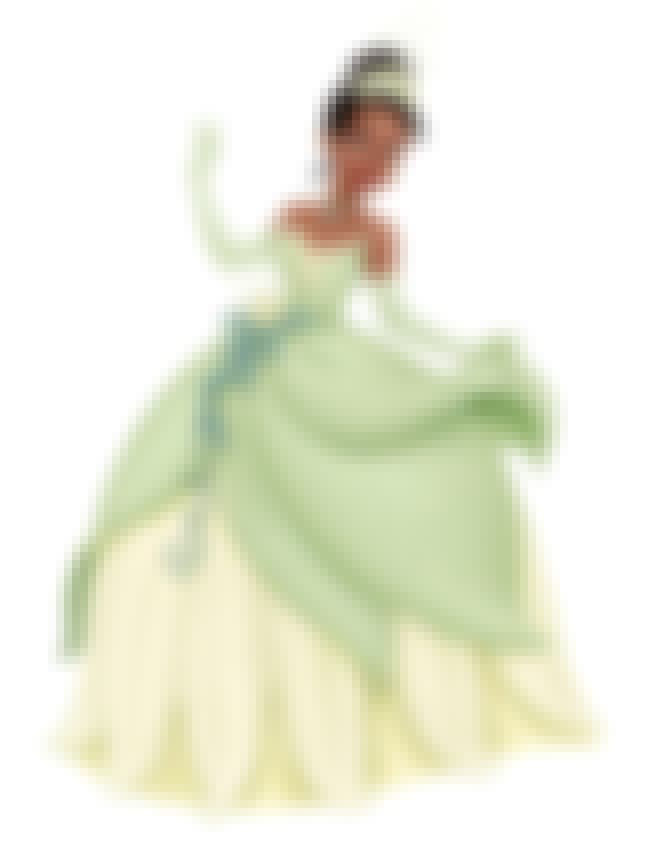 Tiana is listed (or ranked) 6 on the list These Disney Princess Were Absolutely Terrible Role Models
