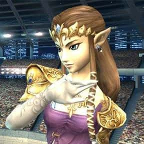 Princess Zelda is listed (or ranked) 15 on the list The Hottest Video Game Vixens of All Time