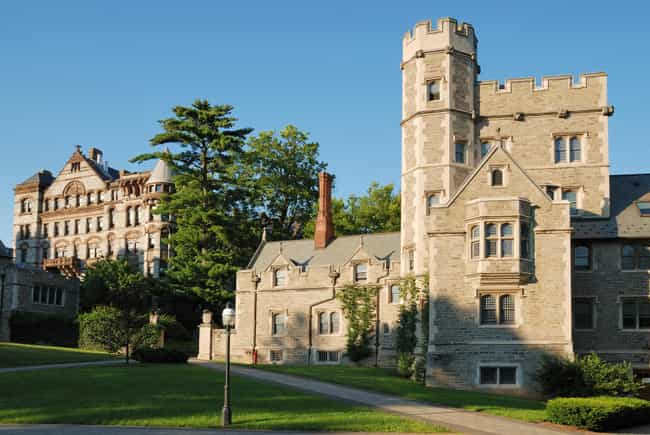Princeton University is listed (or ranked) 2 on the list Northeast Colleges Ranked: Ivies, Little Ivies, & Elites