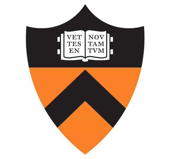 Princeton University is listed (or ranked) 3 on the list All Ivy League Colleges Ranked