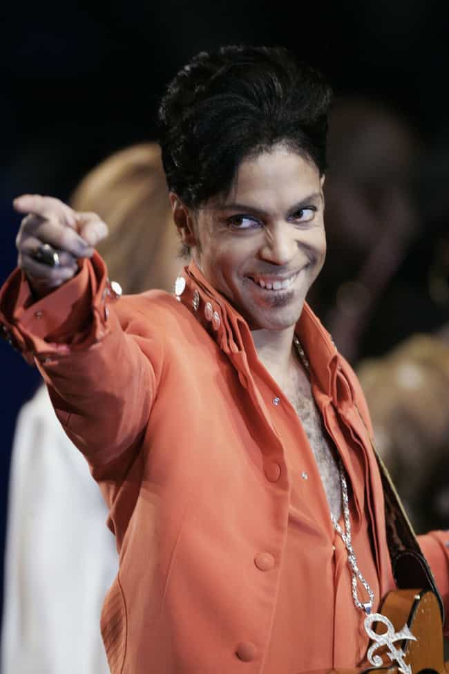 Prince is listed (or ranked) 2 on the list Favorite Foods Of Legendary Musicians We Lost Too Soon