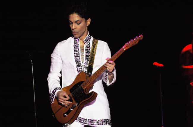 Prince is listed (or ranked) 1 on the list Famous People With Epilepsy