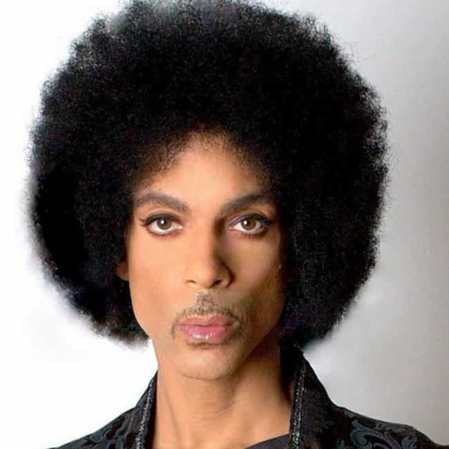 Prince is listed (or ranked) 1 on the list Celebrity Passport Photos