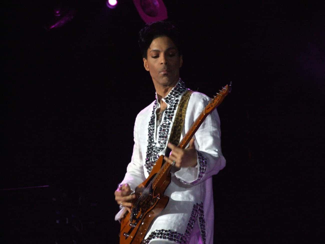 Prince is listed (or ranked) 4 on the list 21 Most Notoriously Introverted Rock Stars Of All Time, Ranked By How Much They Rock