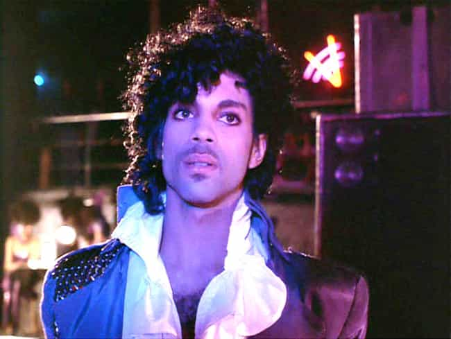 Prince is listed (or ranked) 3 on the list 21 of the Most Introverted Rock Stars