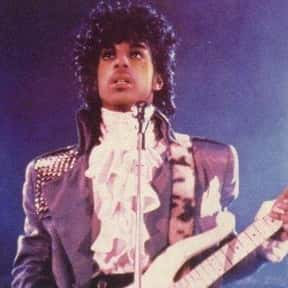 Prince is listed (or ranked) 3 on the list The Greatest R&B Artists and Bands of All Time