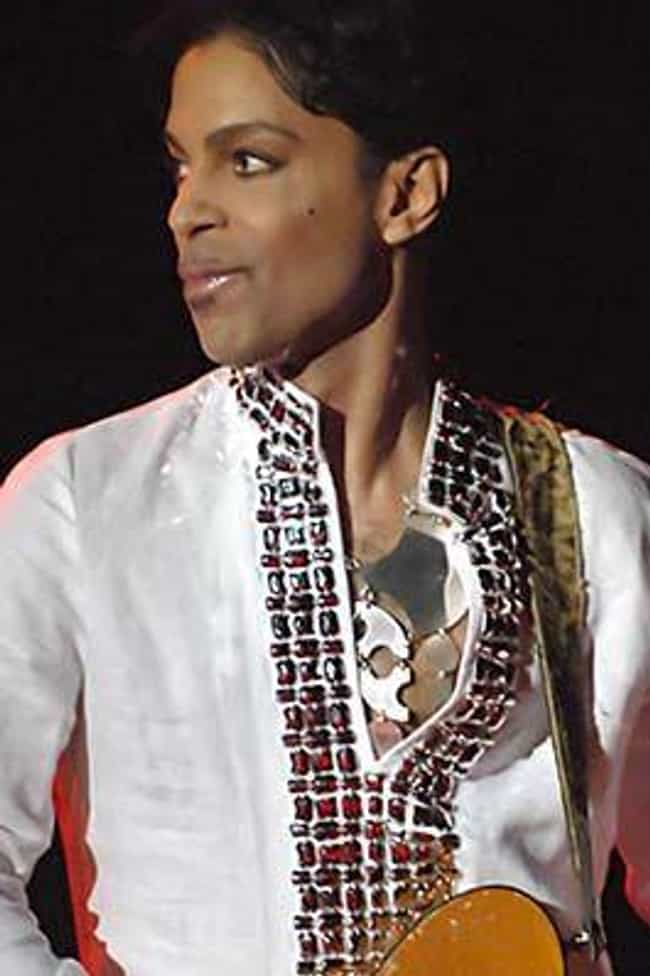 Prince is listed (or ranked) 4 on the list Pop Star Rumors That Are Shockingly 100% True