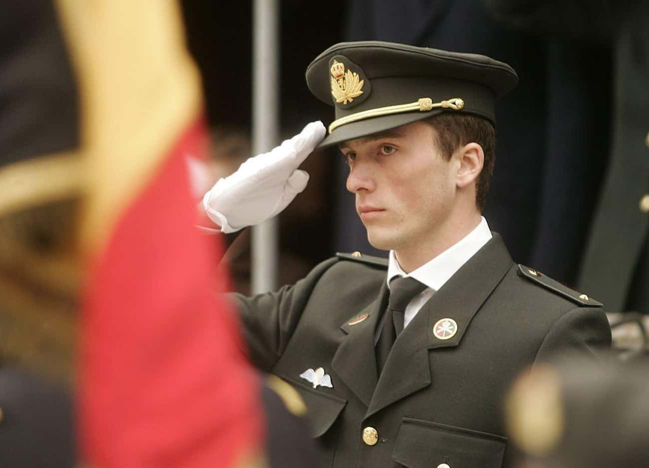 Prince Amedeo of Belgium, Arch is listed (or ranked) 2 on the list The Hottest Royal Men