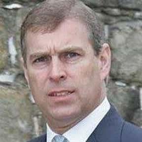 Prince Andrew, Duke of York is listed (or ranked) 3 on the list Famous Gordonstoun Alumni