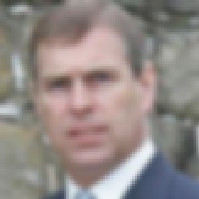 Prince Andrew, Duke of York is listed (or ranked) 4 on the list List of Famous Fighter Pilots