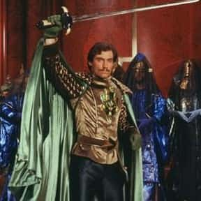 Prince Barin is listed (or ranked) 6 on the list List of Flash Gordon Characters