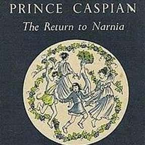 Prince Caspian is listed (or ranked) 20 on the list The Best Books for Fourth Graders