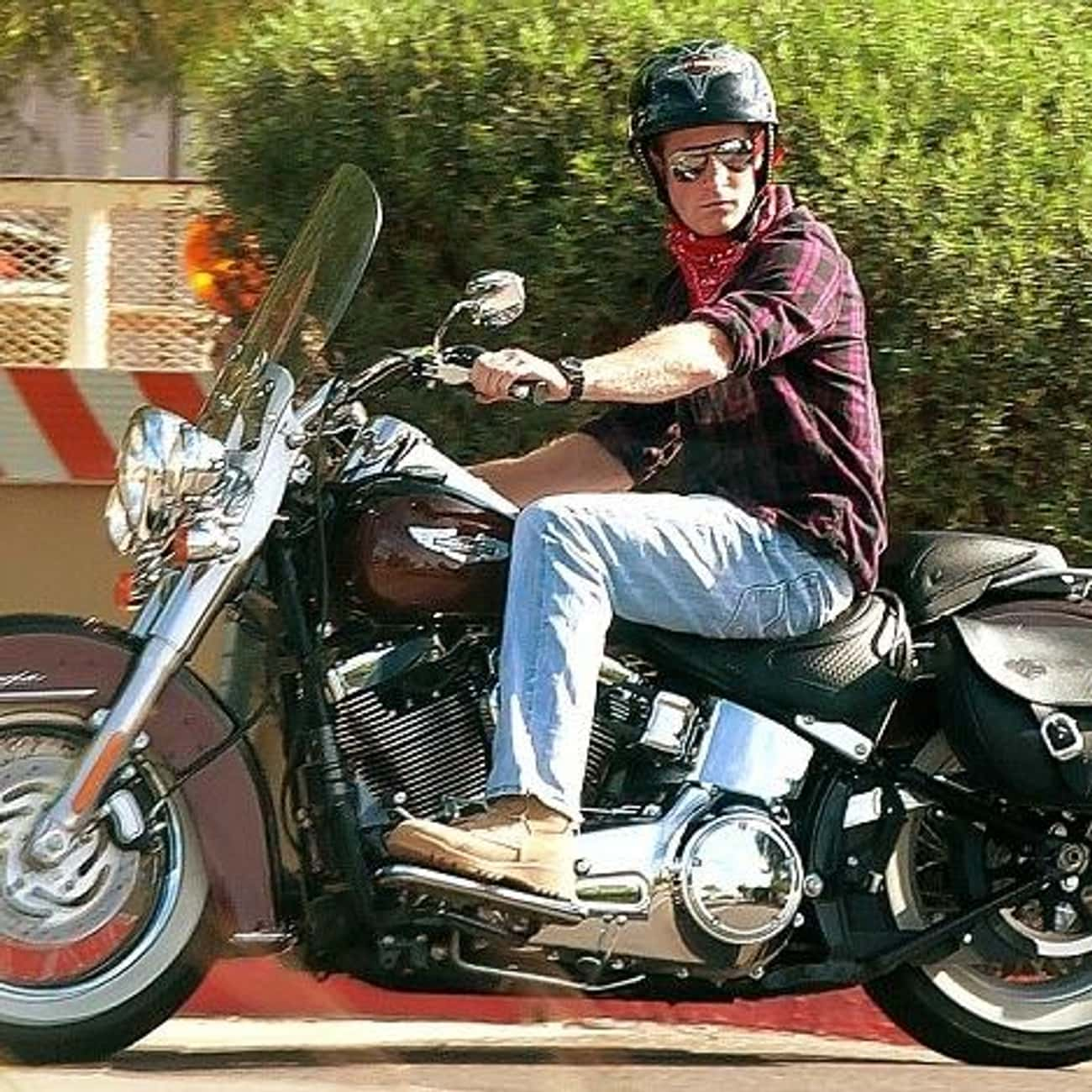 Prince Harry, Duke of Sussex is listed (or ranked) 1 on the list Actors Who Ride Motorcycles