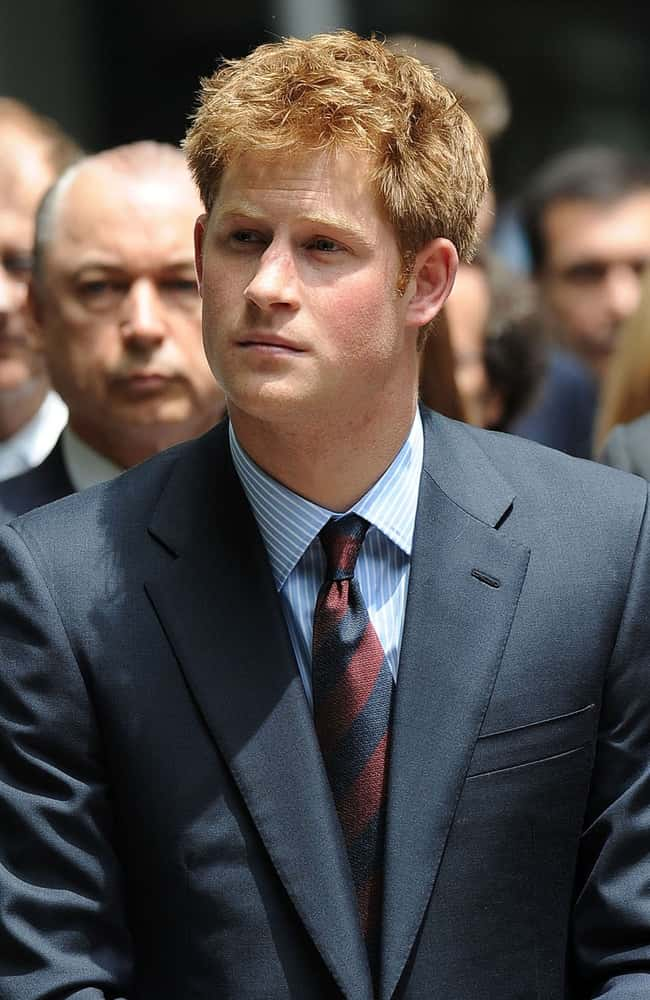 Prince Harry is listed (or ranked) 34 on the list Famous People Who Were Relentlessly Bullied