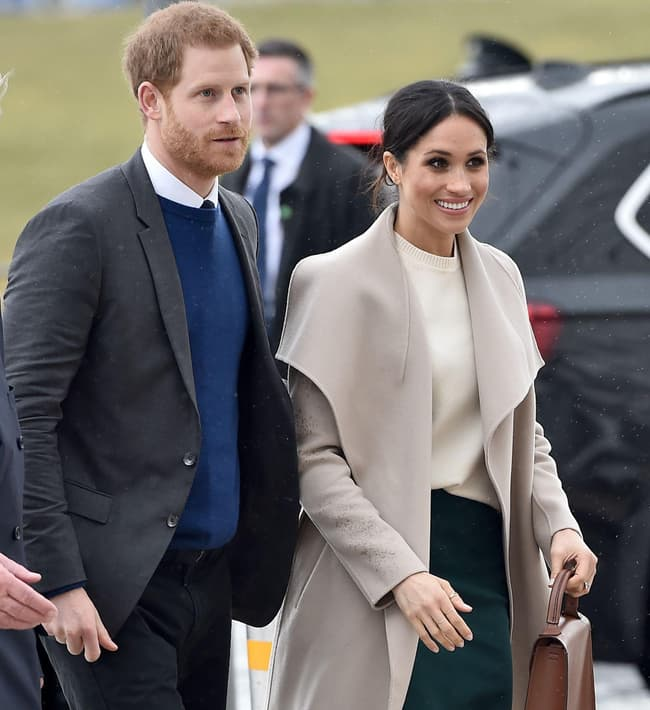 Prince Harry is listed (or ranked) 3 on the list Famous Men Who Married