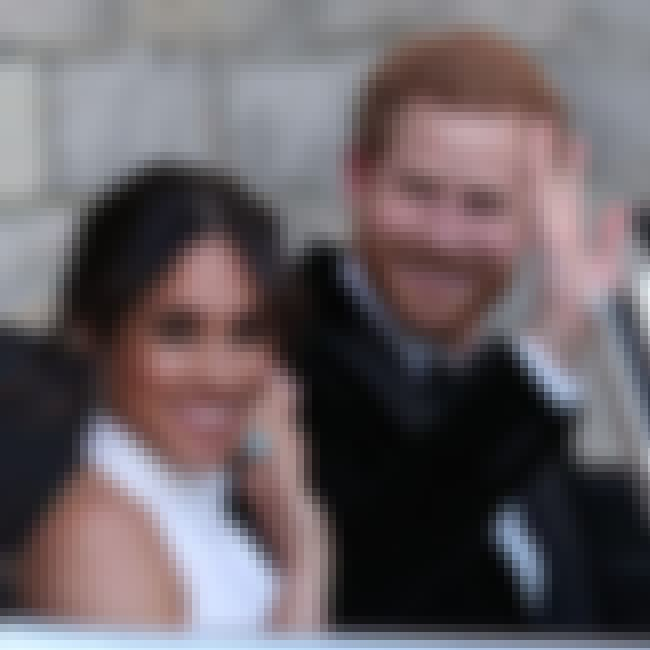 Prince Harry is listed (or ranked) 1 on the list Meghan Markle Loves and Hookups