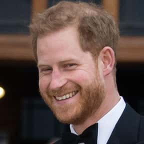 Prince Harry, Duke of Sussex is listed (or ranked) 20 on the list Who Was America's Boyfriend in 2015?