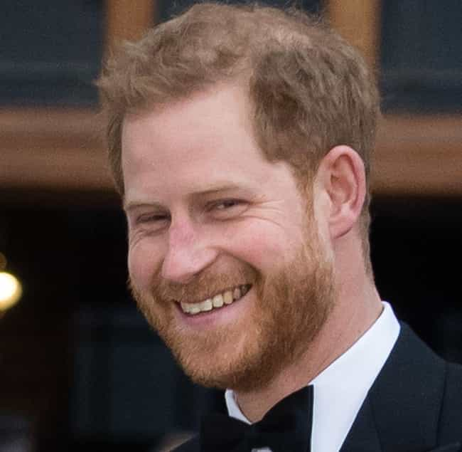 Prince Harry, Duke of Sussex is listed (or ranked) 1 on the list List of Famous Princes