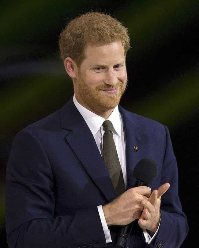Prince Harry, Duke of Sussex is listed (or ranked) 6 on the list What Every Living British Royal Does Today
