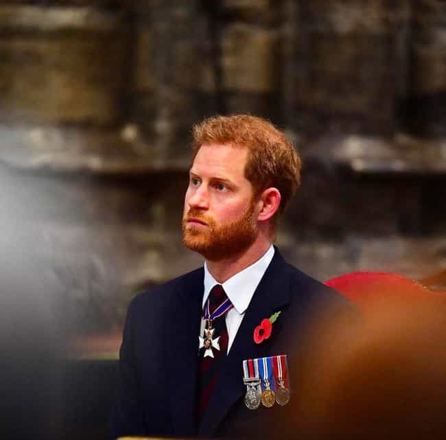 Prince Harry, Duke of Sussex is listed (or ranked) 4 on the list The Many Celebrity Friends Of Oprah Winfrey