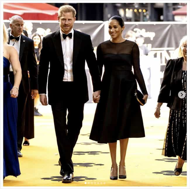 Prince Harry, Duke of Sussex is listed (or ranked) 2 on the list Famous White Men Who Have Been Married To Black Women