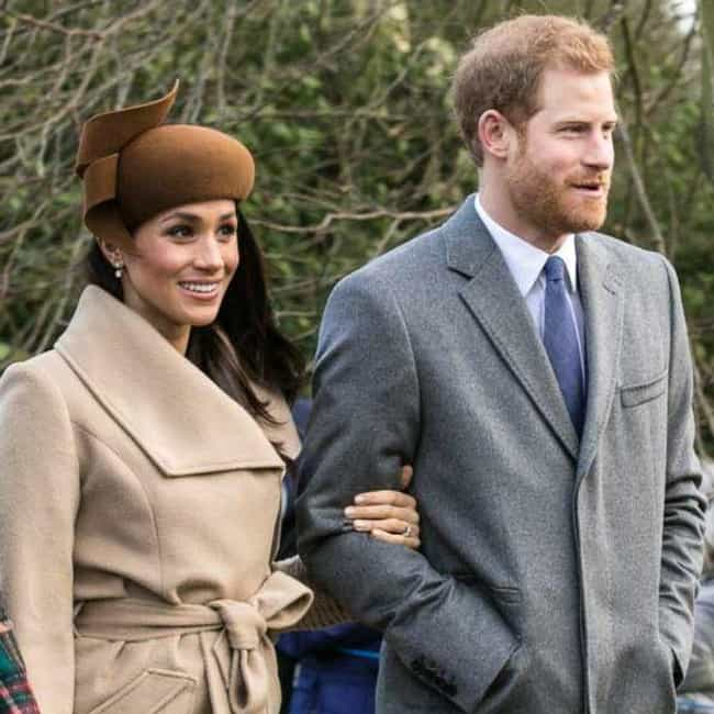 Prince Harry, Duke of Su... is listed (or ranked) 3 on the list Famous Men Who Married Older Women