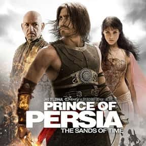 Prince of Persia: The Sands of is listed (or ranked) 17 on the list The Best Video Game Movies