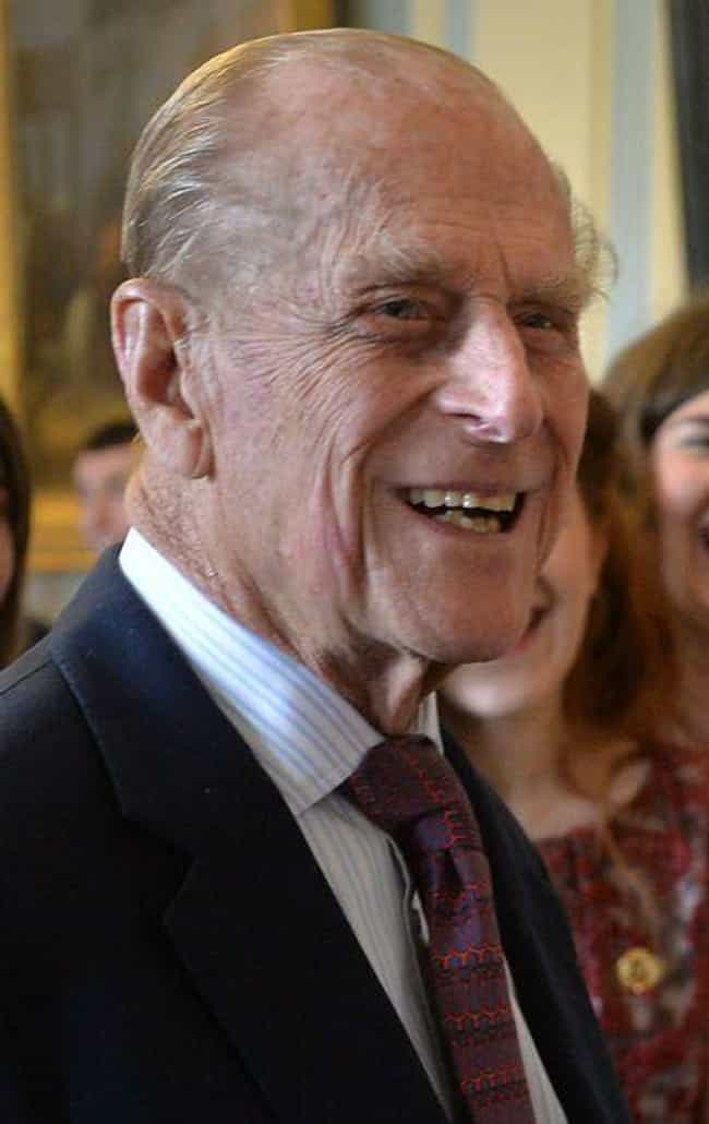 Prince Philip, Duke of Edinbur... is listed (or ranked) 1 on the list 12 Real-Life Royals With Scandal-Plagued Relatives