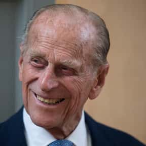 Prince Philip, Duke of Edinbur is listed (or ranked) 2 on the list Celebrity Death Pool 2020