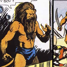 Prince Thun is listed (or ranked) 7 on the list List of Flash Gordon Characters
