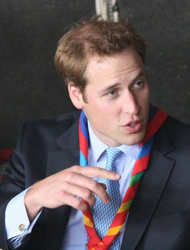 Prince William, Duke of Cambri... is listed (or ranked) 7 on the list The Hottest Royal Men