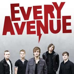 Every Avenue is listed (or ranked) 16 on the list Fearless Records Complete Artist Roster