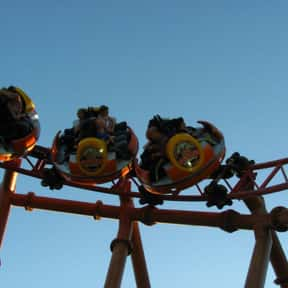 Sierra Sidewinder is listed (or ranked) 7 on the list The Best Rides at Knott's Berry Farm