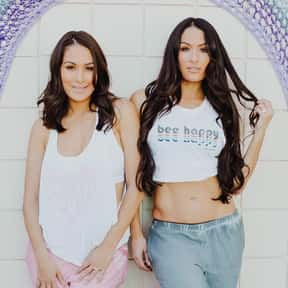 The Bella Twins is listed (or ranked) 13 on the list The Best Twins With YouTube Channels
