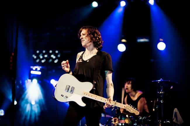 Laura Jane Grace is listed (or ranked) 1 on the list Famous Transgender Singers Everyone Should Know