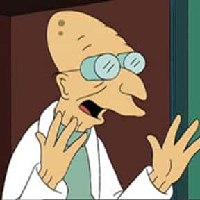 Professor Farnsworth is listed (or ranked) 16 on the list The Greatest Fictional Bosses