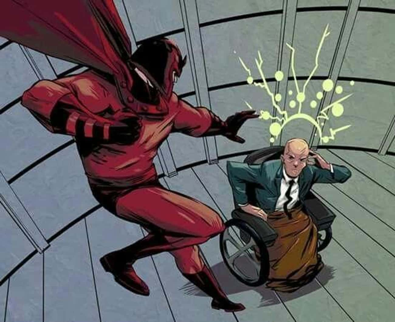Professor X And Magneto Are The Original BFFs-Turned-Enemies-Turned-BFFs