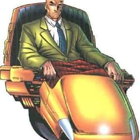 Professor X is listed (or ranked) 8 on the list The Best Comic Book Characters Created by Stan Lee