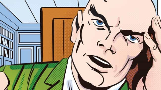 Professor X is listed (or ranked) 2 on the list Popular Comic Book Characters Who Probably Vote Democrat