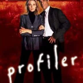 Profiler is listed (or ranked) 23 on the list The Best Shows About the FBI