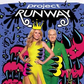 Project Runway is listed (or ranked) 17 on the list The Best Current TV Shows You Love to Hate