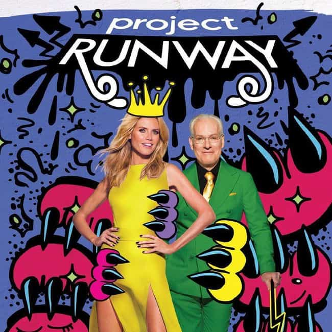 Project Runway is listed (or ranked) 3 on the list The Best Heidi Klum Shows