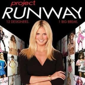 Project Runway is listed (or ranked) 7 on the list The Best Reality TV Shows Ever
