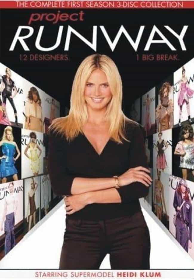 Project Runway - Season ... is listed (or ranked) 3 on the list The Best Seasons of 'Project Runway'