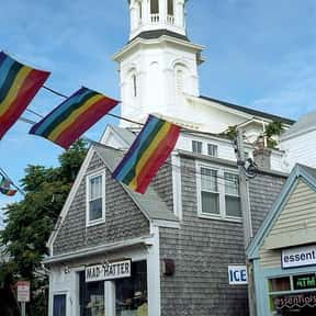 Provincetown is listed (or ranked) 7 on the list The Most Gay-Friendly Cities in America