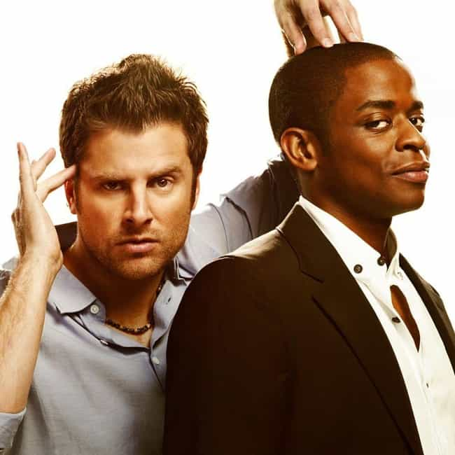 Psych is listed (or ranked) 2 on the list TV Shows with the Best Episode Names
