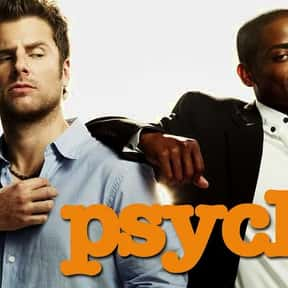 Psych is listed (or ranked) 7 on the list The Very Best Procedural Dramas of the 2010s