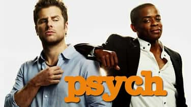 Psych is listed (or ranked) 1 on the list What To Watch If You Love 'Monk'
