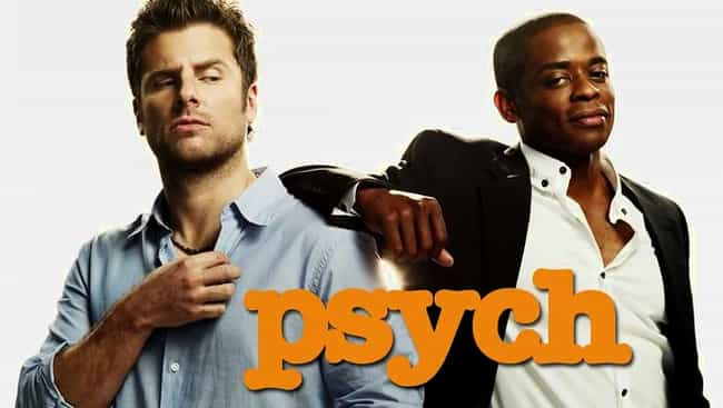 Psych is listed (or ranked) 2 on the list What To Watch If You Love 'Chuck'