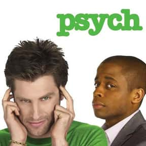 Psych is listed (or ranked) 2 on the list The Best Crime Fighting Duo TV Series